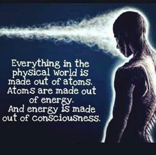 Feel the stream of consciousness